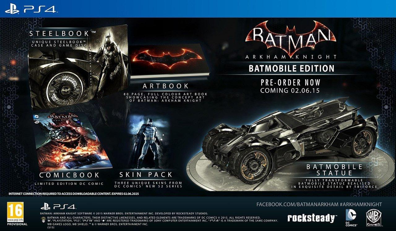 Batman:Arkham Knight выйдет 2 июня 2015.. - Изображение 2