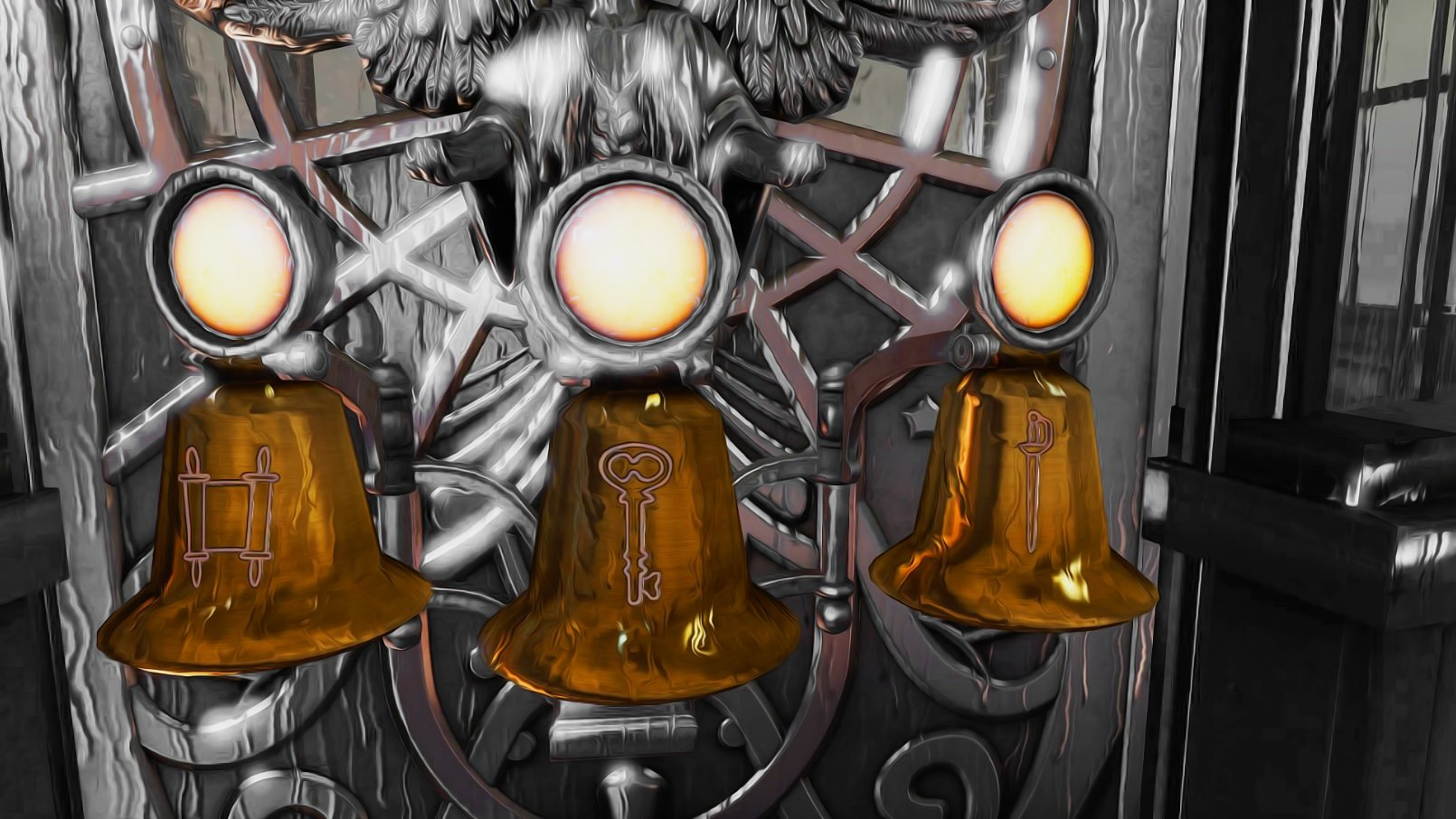 Обои по игре BioShock Infinit. - Изображение 1
