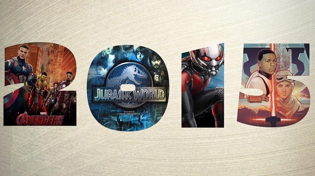 2015-ый наступил! Какие фильмы, игры и события ждёте в новом году? - Изображение 1