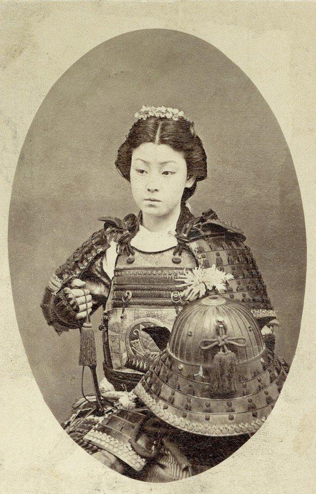 Женщины-самураи (онна-бугэйся) - Изображение 1