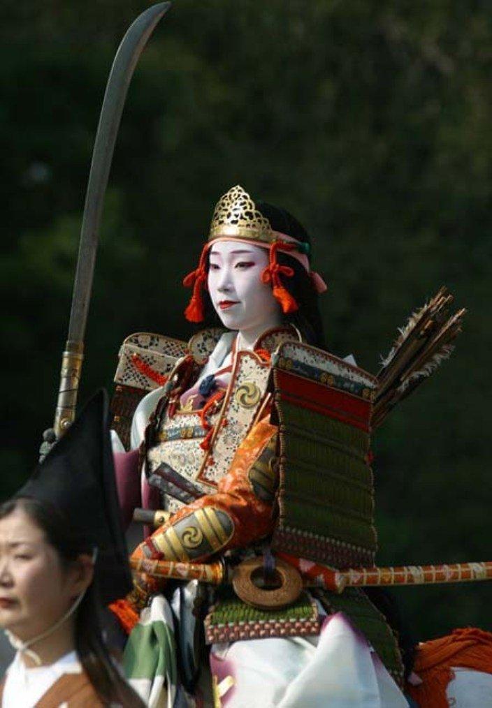 Женщины-самураи (онна-бугэйся) - Изображение 2