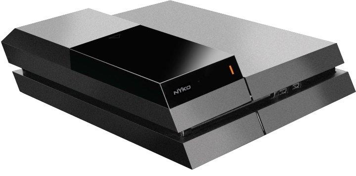 CES 2015: Nyko Data Bank позволит оснастить PlayStation 4 ёмким HDD - Изображение 1