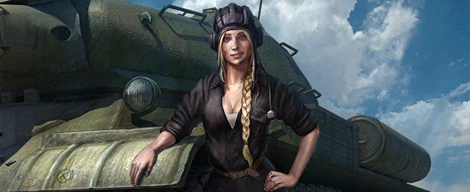 Женщины и танки для лучших в World of Tanks! - Изображение 5