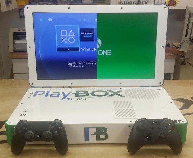Два в одном: PS4 и Xbox One. - Изображение 1
