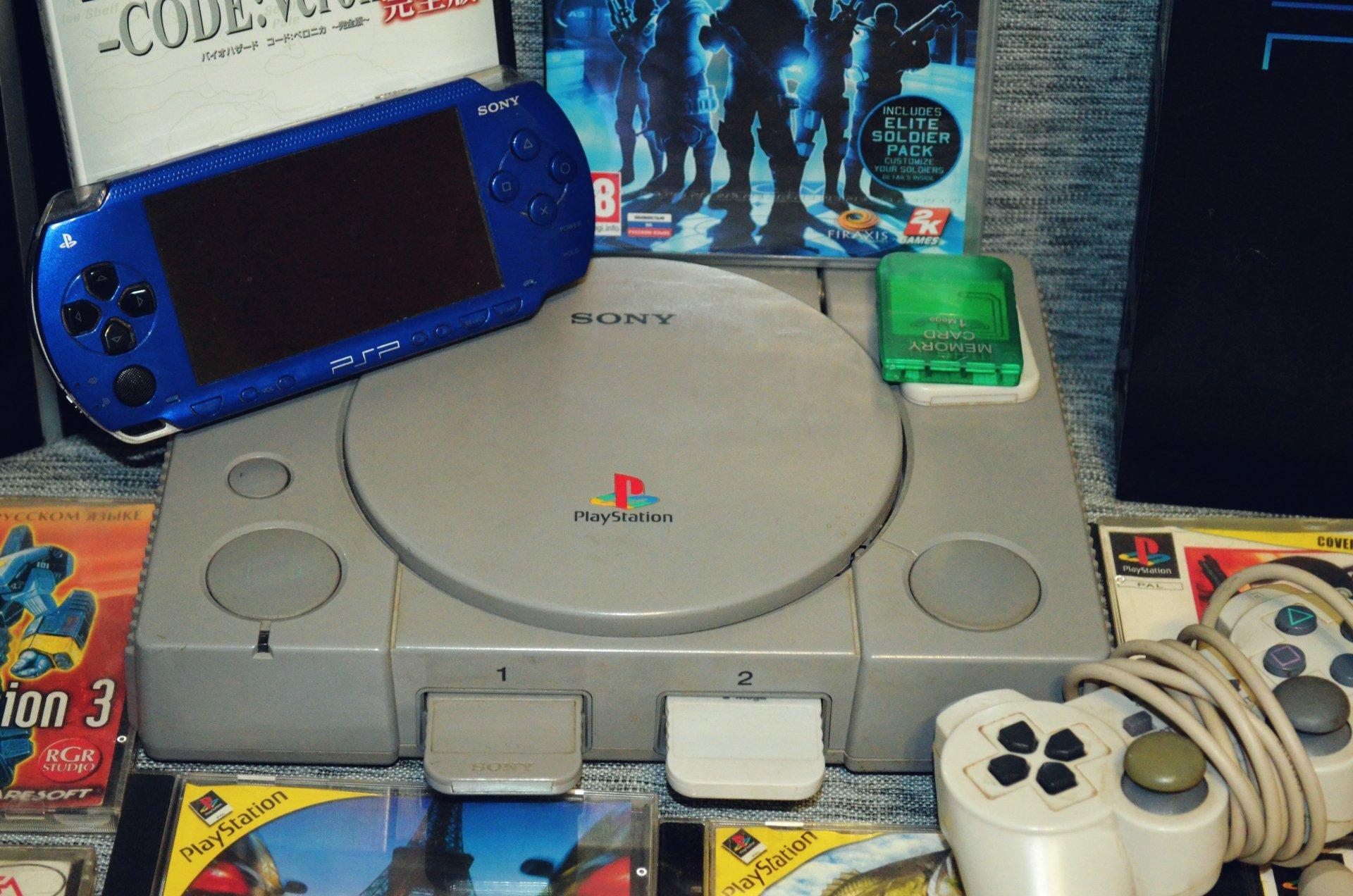 Моя история Playstation (конкурс на юбилейную PS4) - Изображение 2