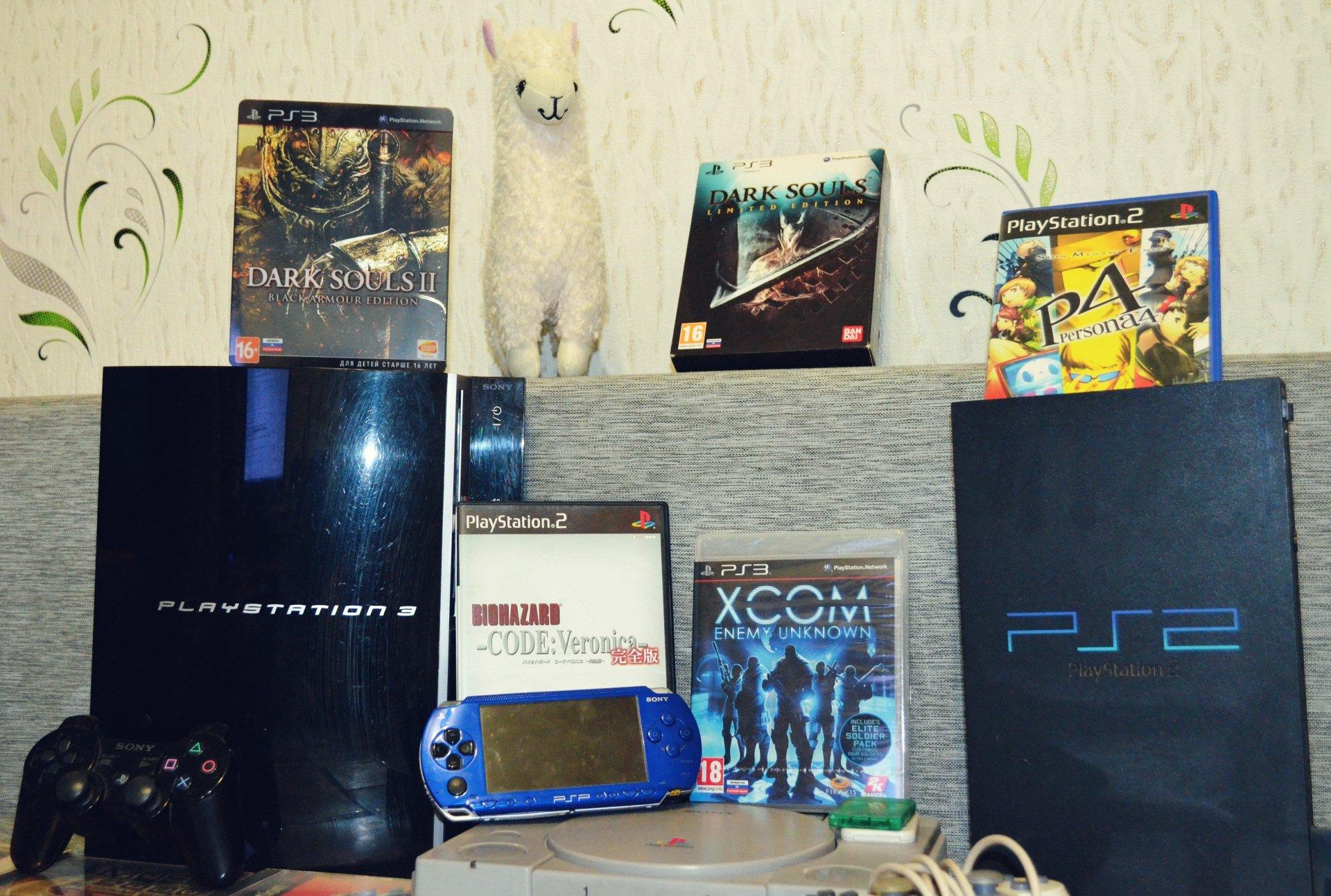 Моя история Playstation (конкурс на юбилейную PS4) - Изображение 3
