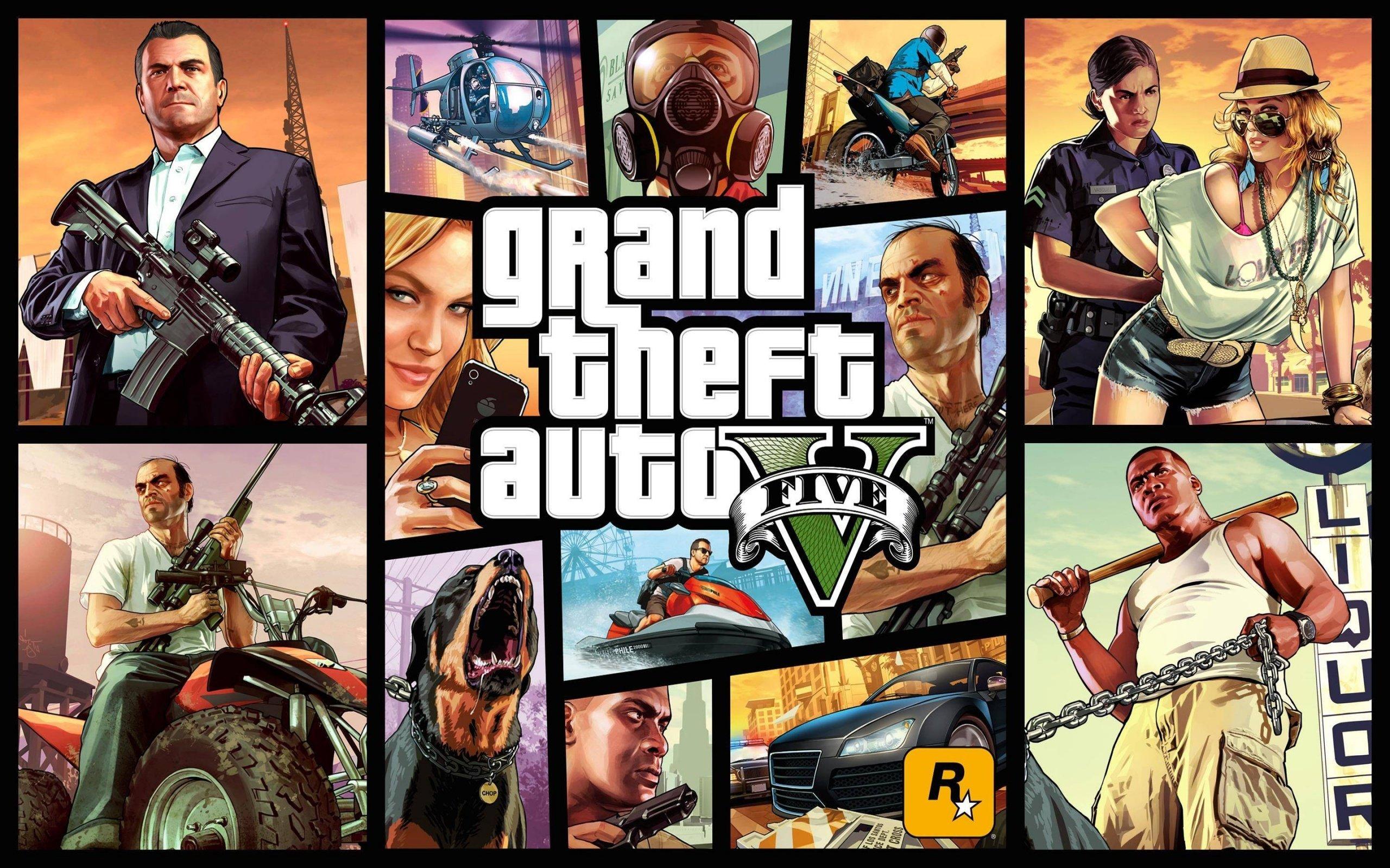"Grand Theft Auto V ""PC"" - Изображение 1"
