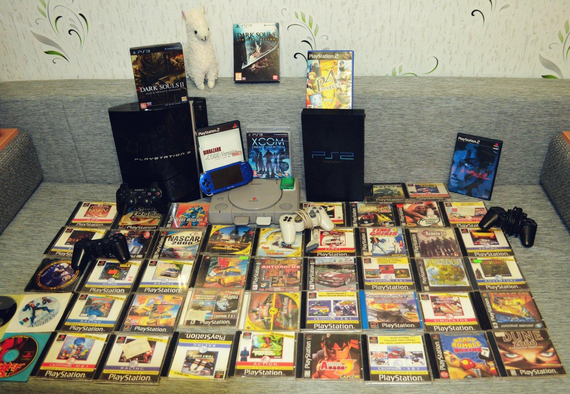 Моя история Playstation (конкурс на юбилейную PS4) - Изображение 1