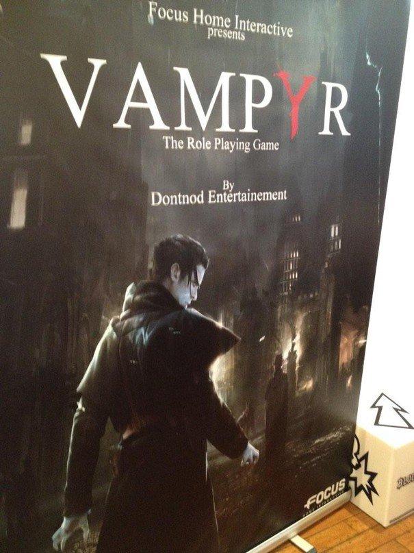 Vampyr - новая игра от создателей Remember Me и Life is Strange - Изображение 2