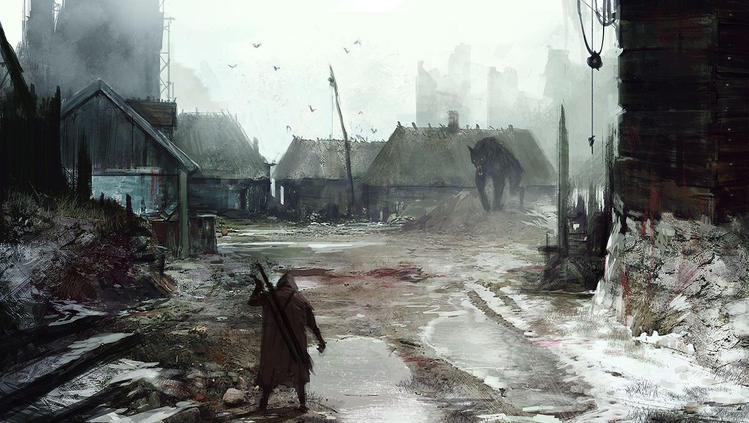 Якуб Розальски и немного его Ведьмака - Изображение 1