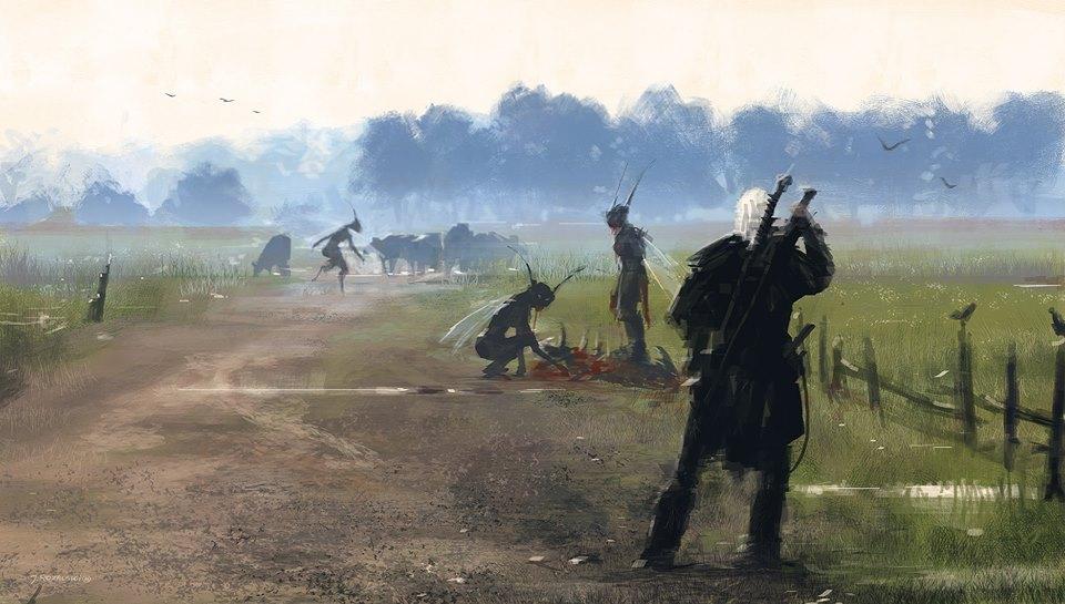 Якуб Розальски и немного его Ведьмака - Изображение 5