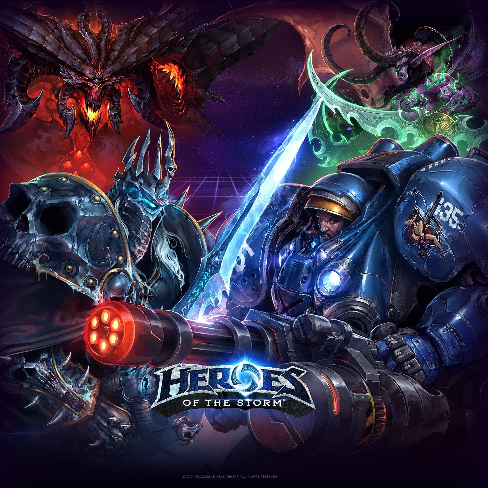 Раздачи ключей в ЗБТ Heroes of the Storm - Изображение 1