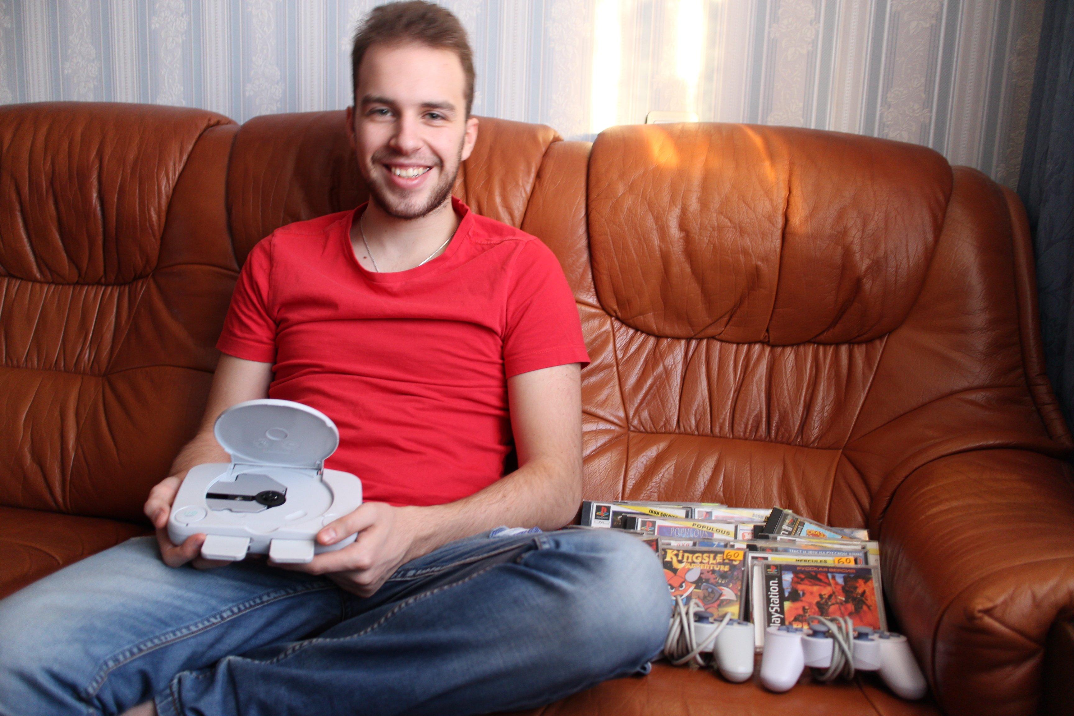 Жизнь, навсегда связанная с PlayStation - Изображение 1