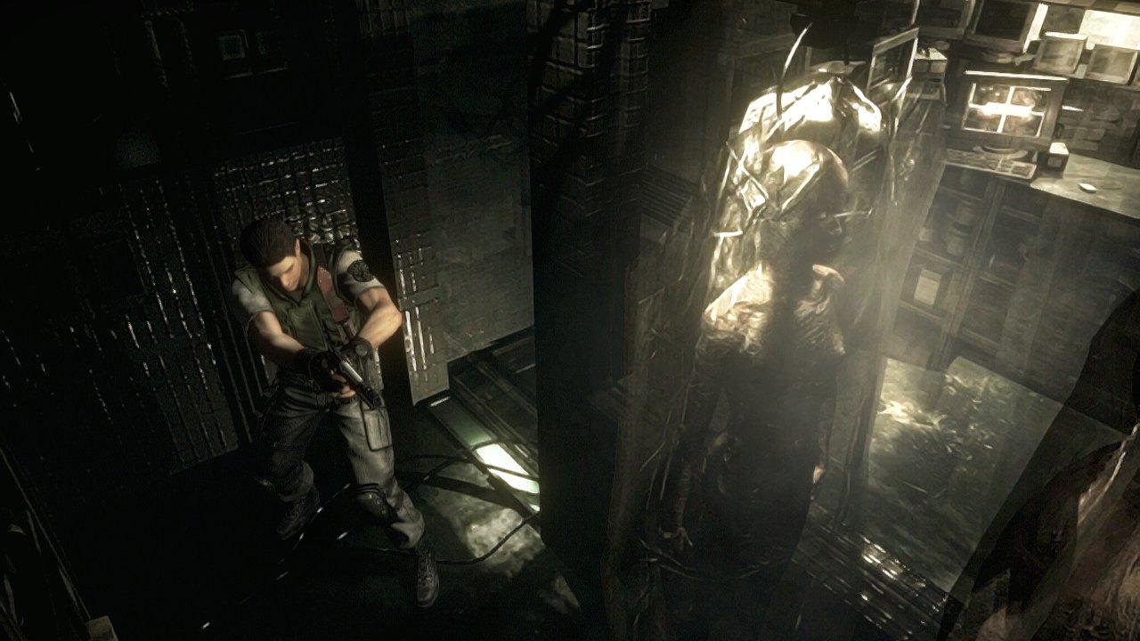 Стрим по Resident Evil HD Remaster (PS4) Нннадо? :) - Изображение 1