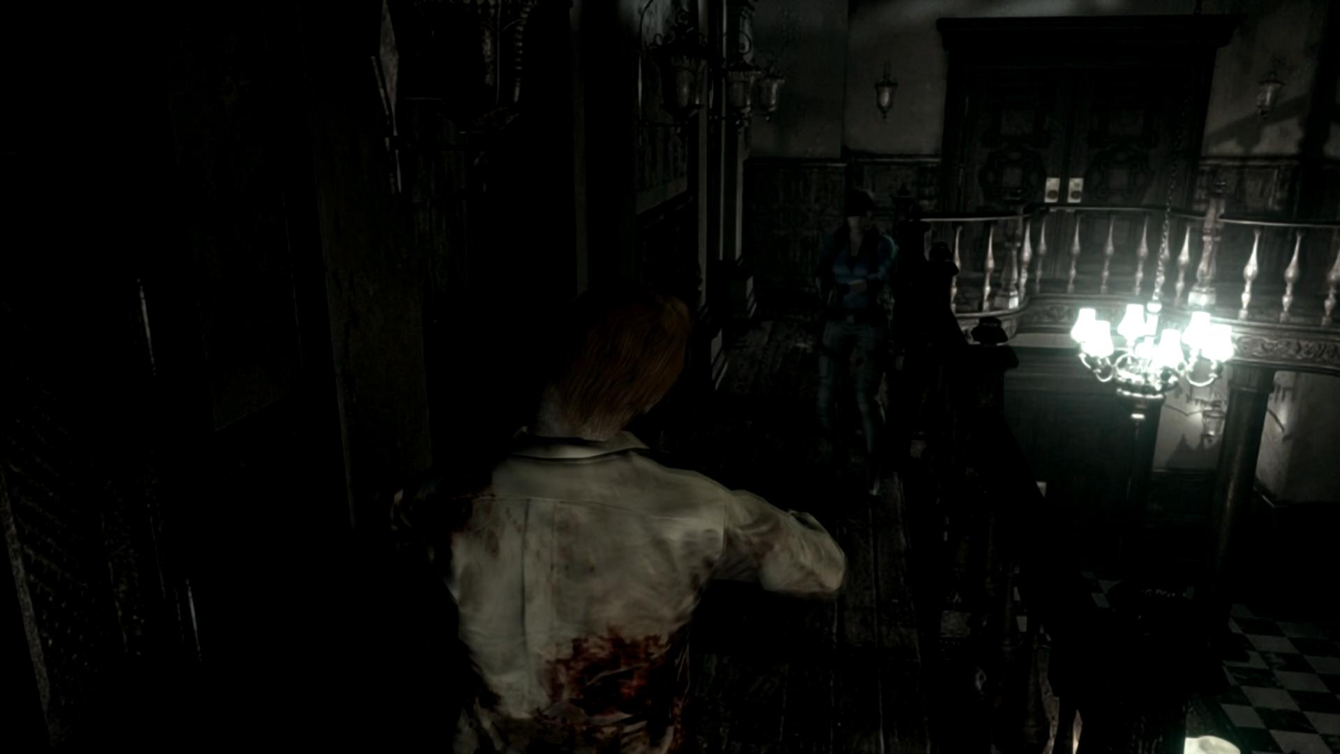 Самая страшная игра детсва Resident Evil HD REMASTER - Изображение 5