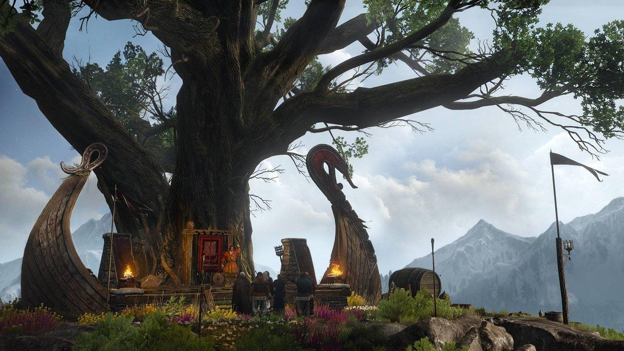 The Witcher 3: Wild Hunt. Все главное за прошедшее время и предстоящий показ.    После церемонии награждение TGA и п ... - Изображение 11