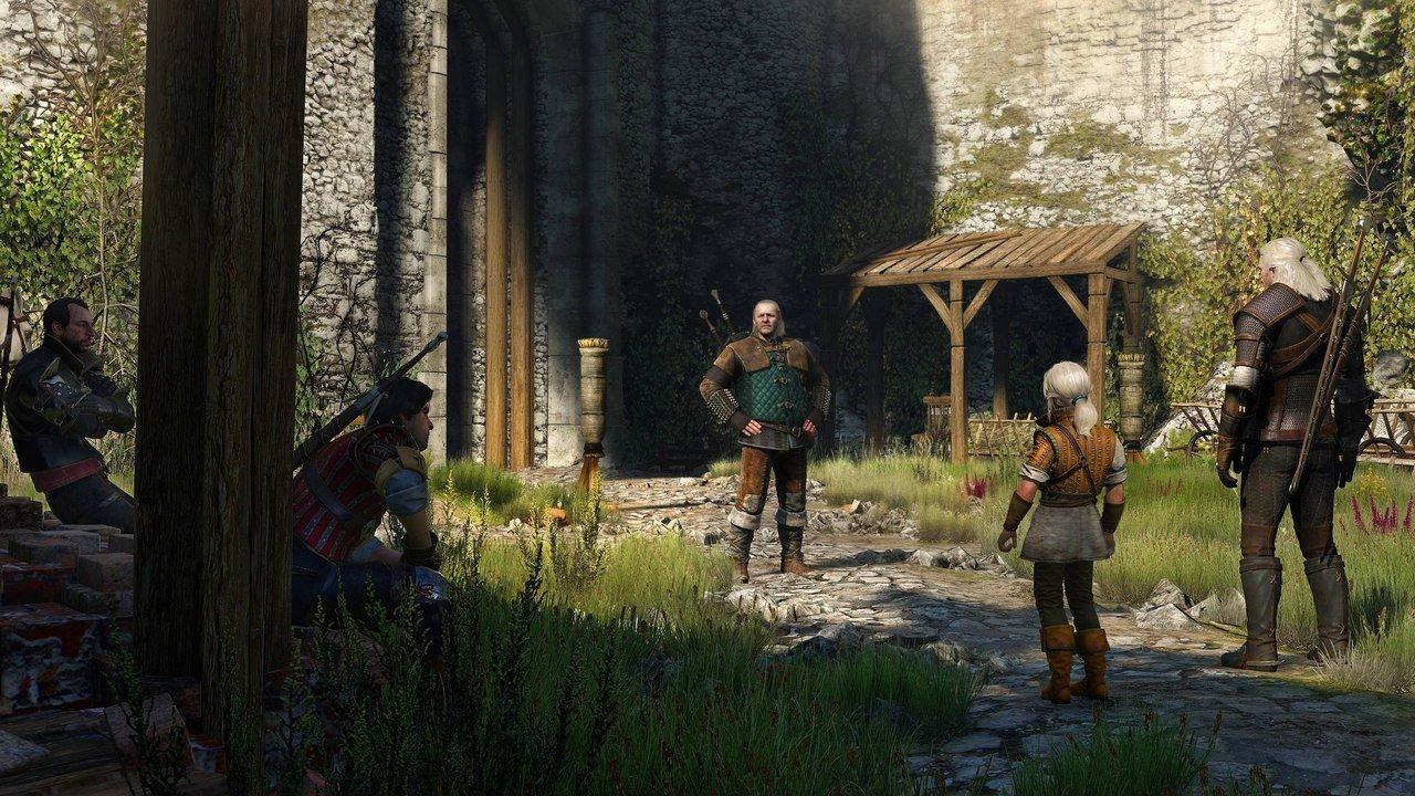 The Witcher 3: Wild Hunt. Все главное за прошедшее время и предстоящий показ.    После церемонии награждение TGA и п ... - Изображение 5