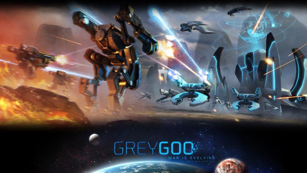 Антон Логвинов о  Grey Goo — совершенно нежданной RTS от Petroglyph Studios (ex Westwood).  - Изображение 2