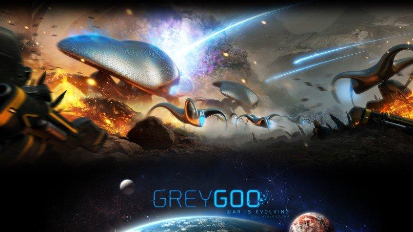 Антон Логвинов о  Grey Goo — совершенно нежданной RTS от Petroglyph Studios (ex Westwood).  - Изображение 1