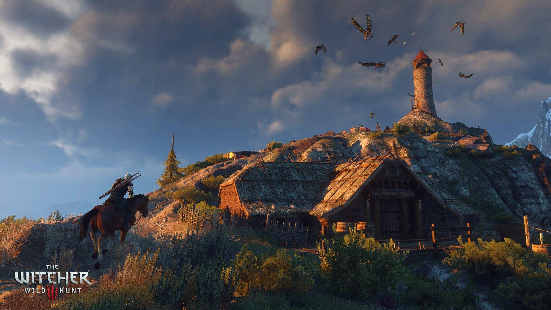 The Witcher 3: Wild Hunt. Презентация CD PROJEKT RED.     CD PROJEKT RED совместно с GOG.com проведут онлайн трансля ... - Изображение 4