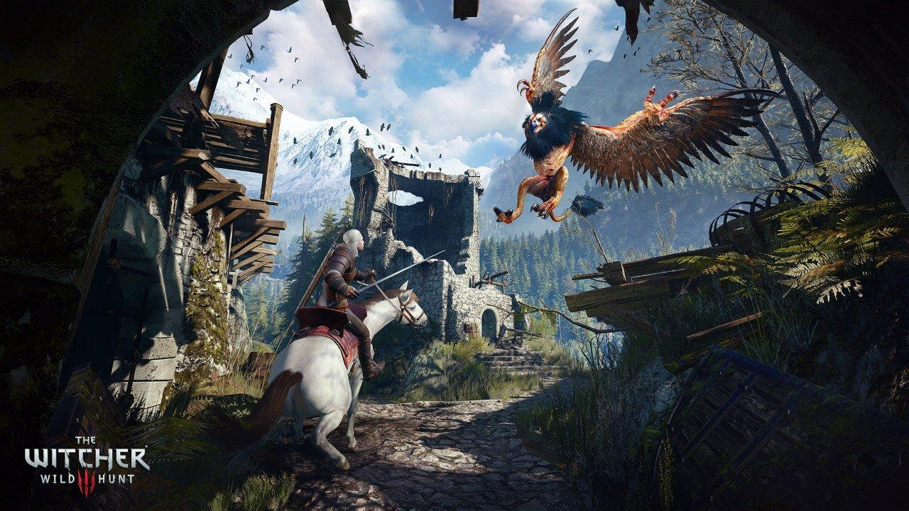 The Witcher 3: Wild Hunt. Презентация CD PROJEKT RED.     CD PROJEKT RED совместно с GOG.com проведут онлайн трансля ... - Изображение 7
