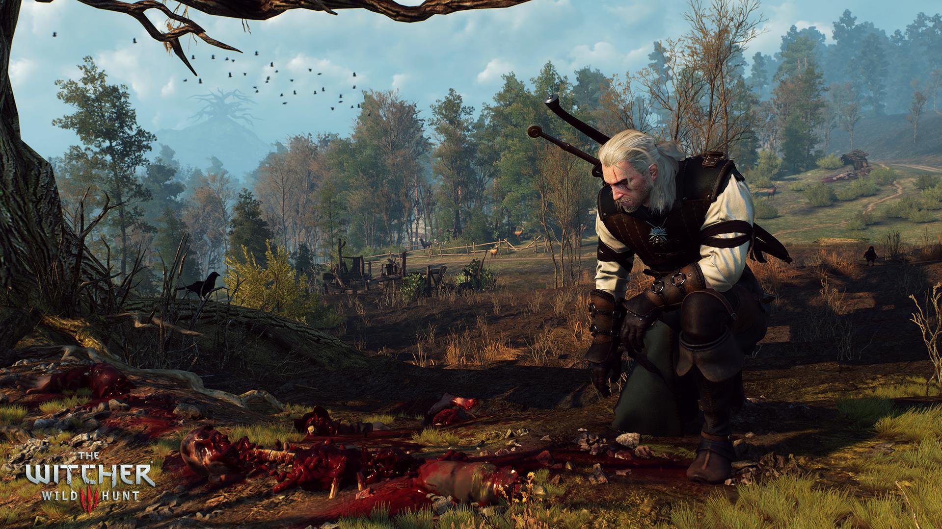 The Witcher 3: Wild Hunt. Презентация CD PROJEKT RED.     CD PROJEKT RED совместно с GOG.com проведут онлайн трансля ... - Изображение 5
