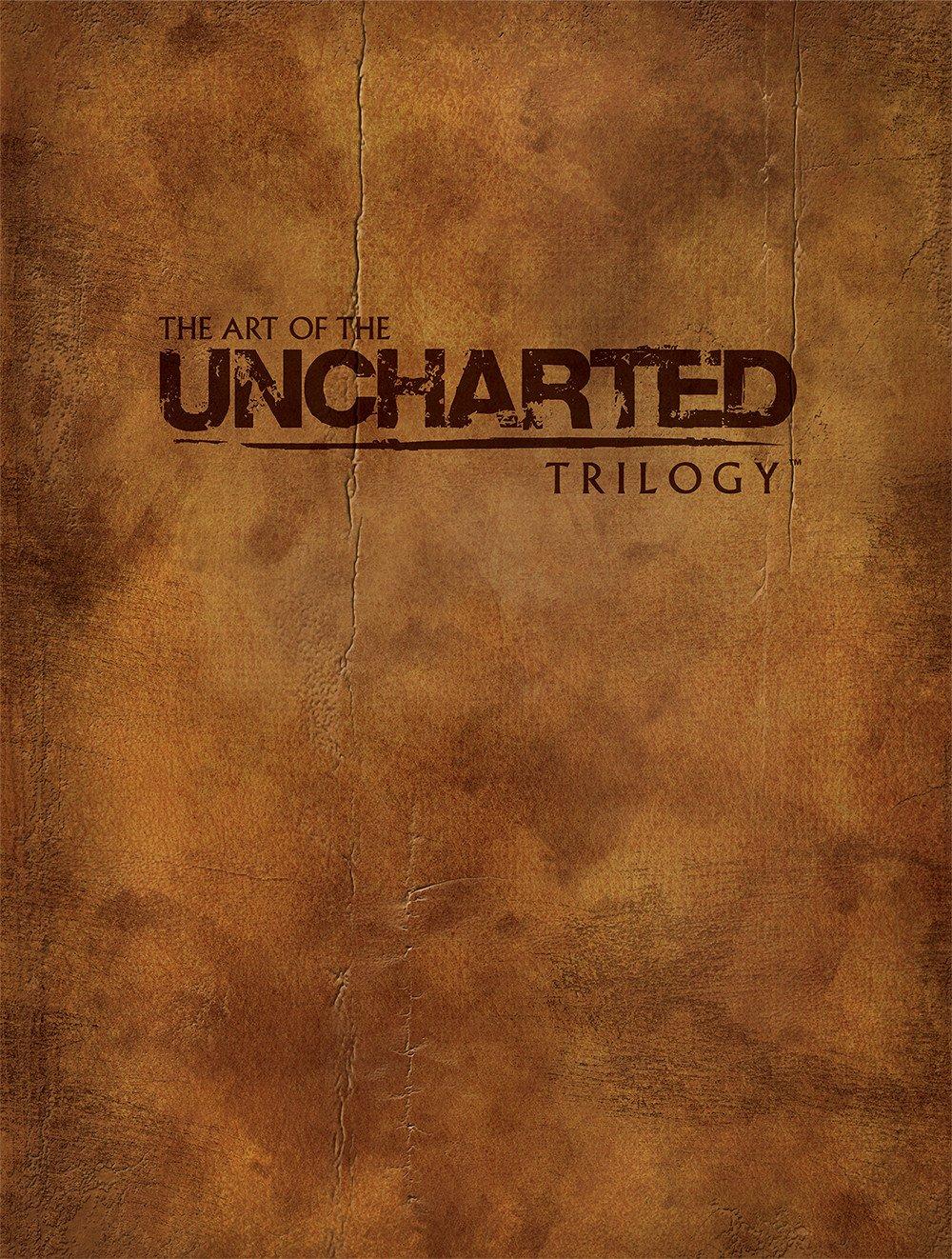 The Art of the Uncharted Trilogy. 184 страничный артбук приуроченный к 30-летию Ноти Богов. - Изображение 2