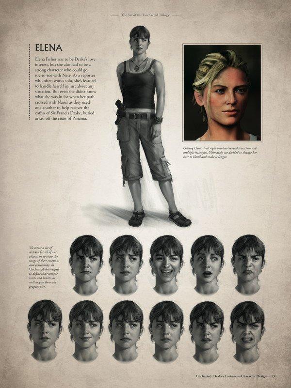 The Art of the Uncharted Trilogy. 184 страничный артбук приуроченный к 30-летию Ноти Богов. - Изображение 7