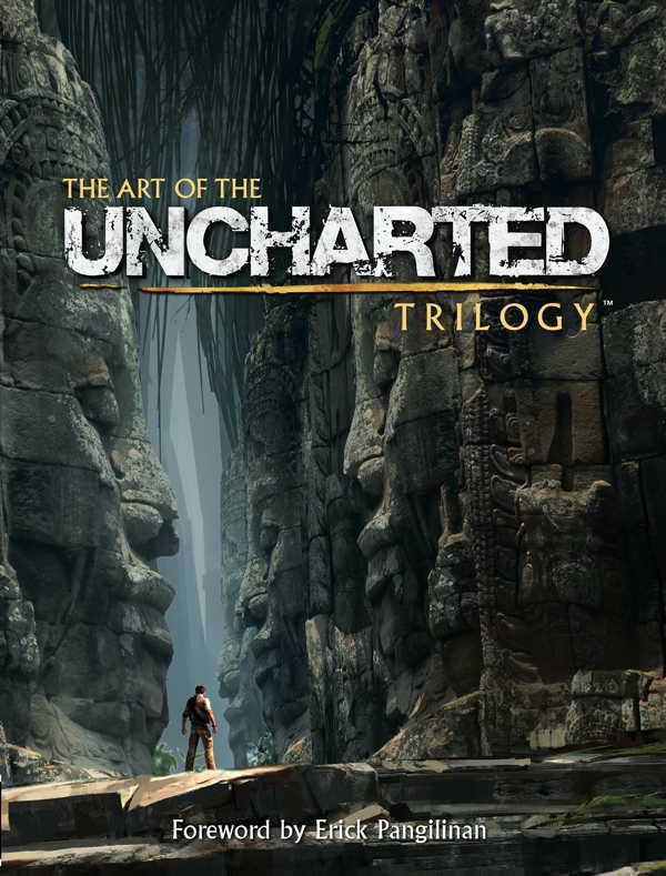 The Art of the Uncharted Trilogy. 184 страничный артбук приуроченный к 30-летию Ноти Богов. - Изображение 1
