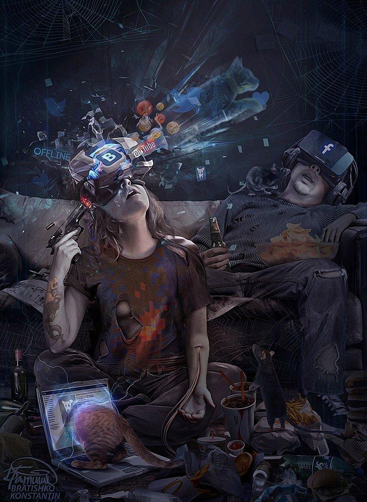Виртуальная реальность не только расширяет возможности человека, но и несет в себе новые опасности. - Изображение 1