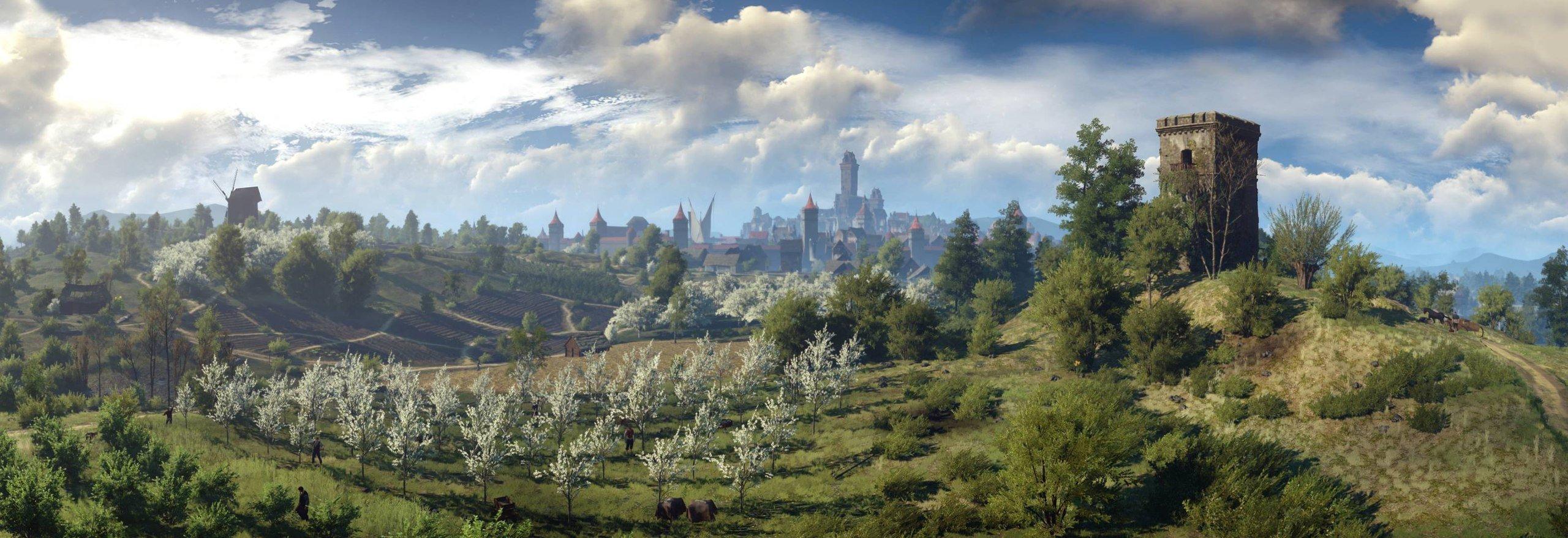 The Witcher 3: Wild Hunt. Новые факты. Вопросы и ответы.   -В игру возвращается один из прежних способов восстановле ... - Изображение 11
