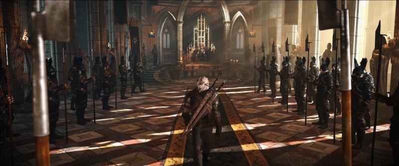 The Witcher 3: Wild Hunt. Новые факты. Вопросы и ответы.   -В игру возвращается один из прежних способов восстановле ... - Изображение 3