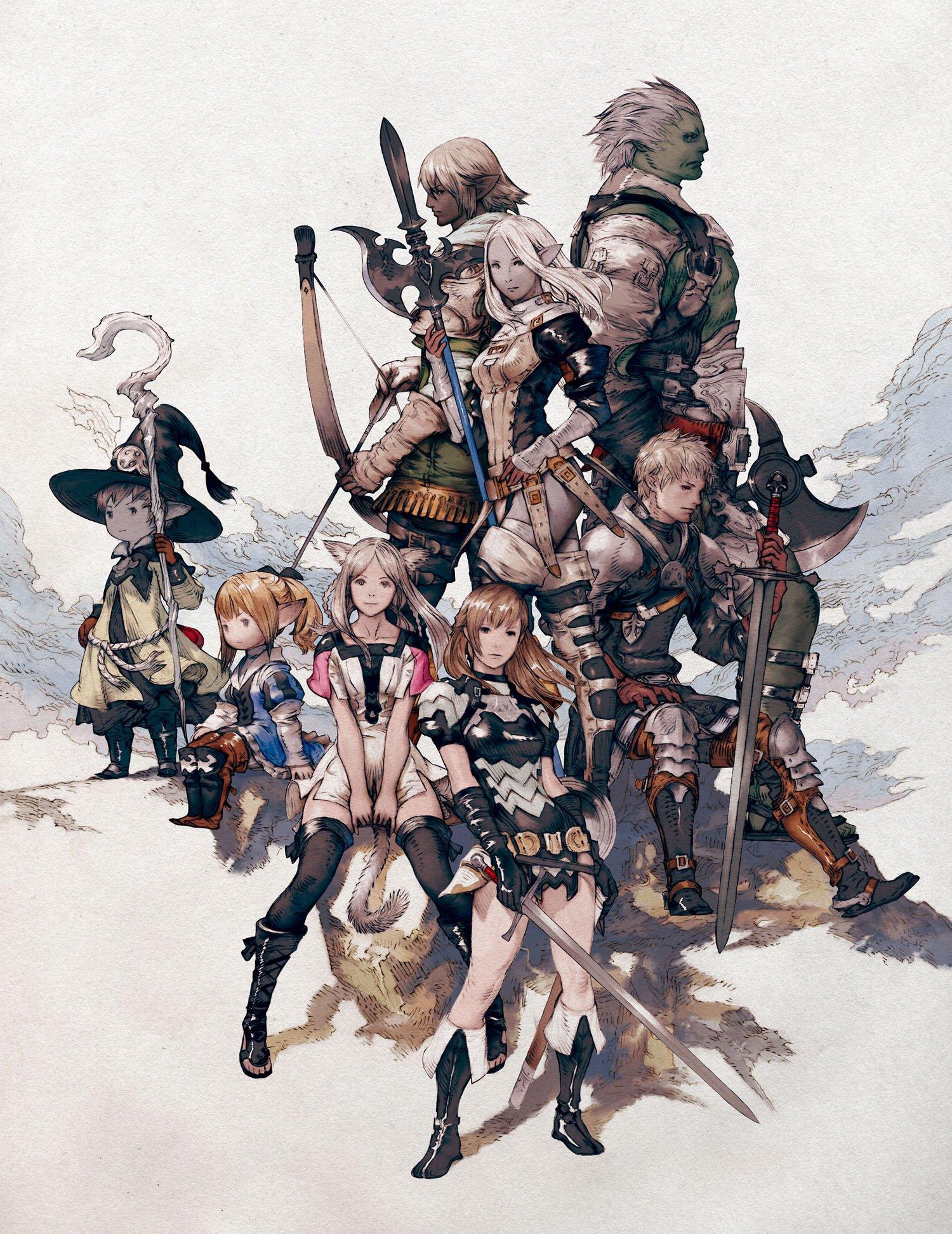 Final Fantasy XIV: A realm reborn. - Изображение 2