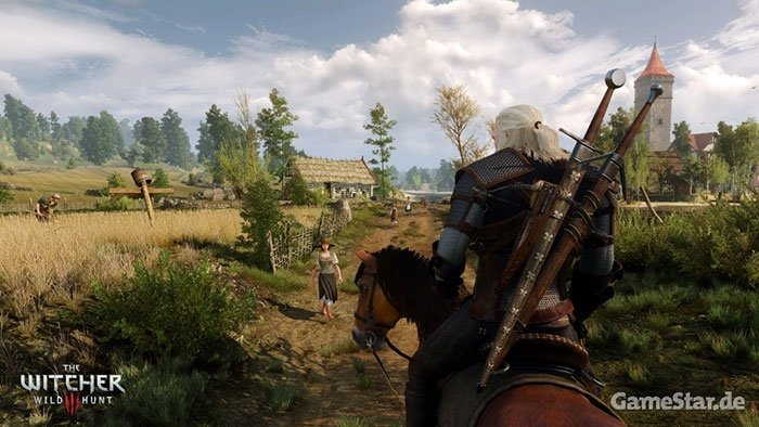 Графика The Witcher 3 на Xbox One уступает версиям для PS4 и ПК - Изображение 3