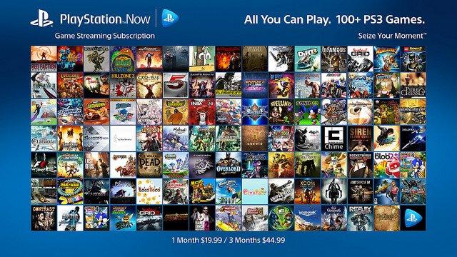 Sony запускает подписку на PS Now 13 января для США ! Каталог игр будет пополнятся ежемесячно ! - Изображение 2