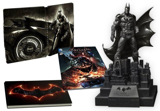 Детали ограниченного издания Batman: Arkham Knight - Изображение 3