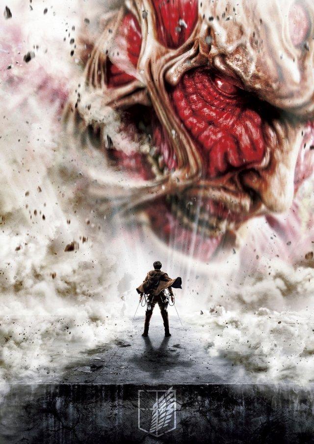 """Постер фильма """"Атака Титанов"""" - Изображение 1"""