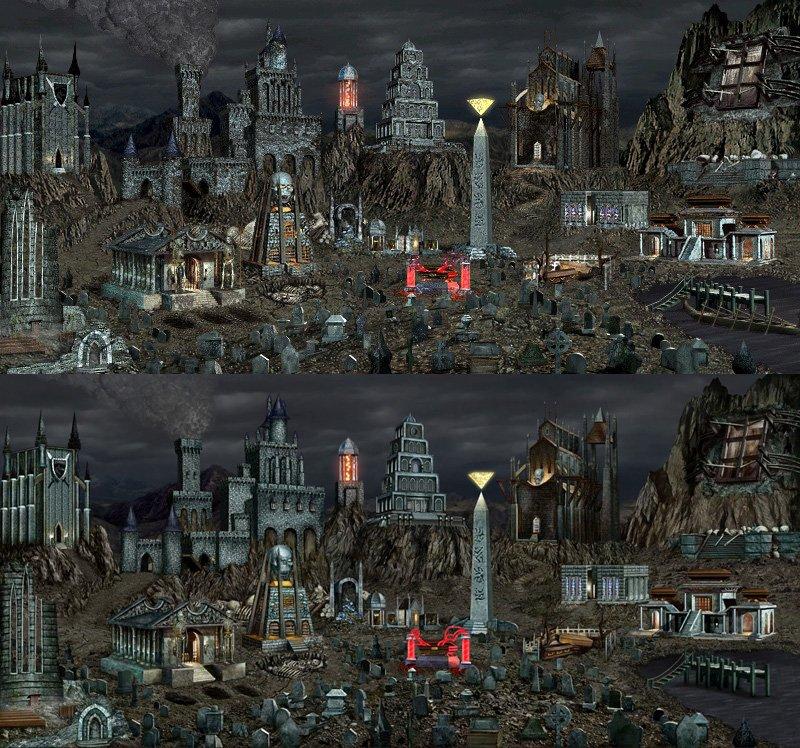 Heroes 3 сравнение оригинальной версии и переиздание от Ubi - Изображение 1