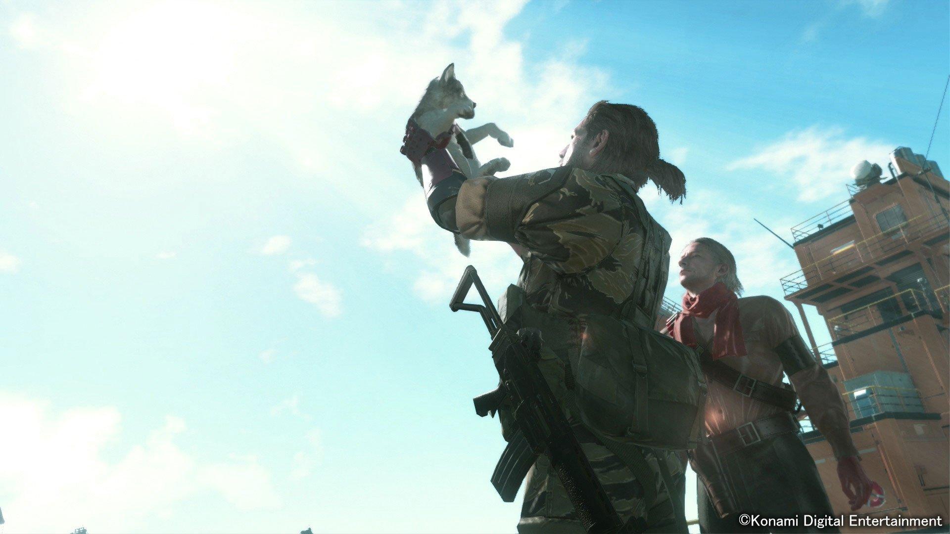 Как я вижу те или иные ситуации в Metal Gear Solid: the Phantom Pain ... часть 1 (а вдруг) - Изображение 7