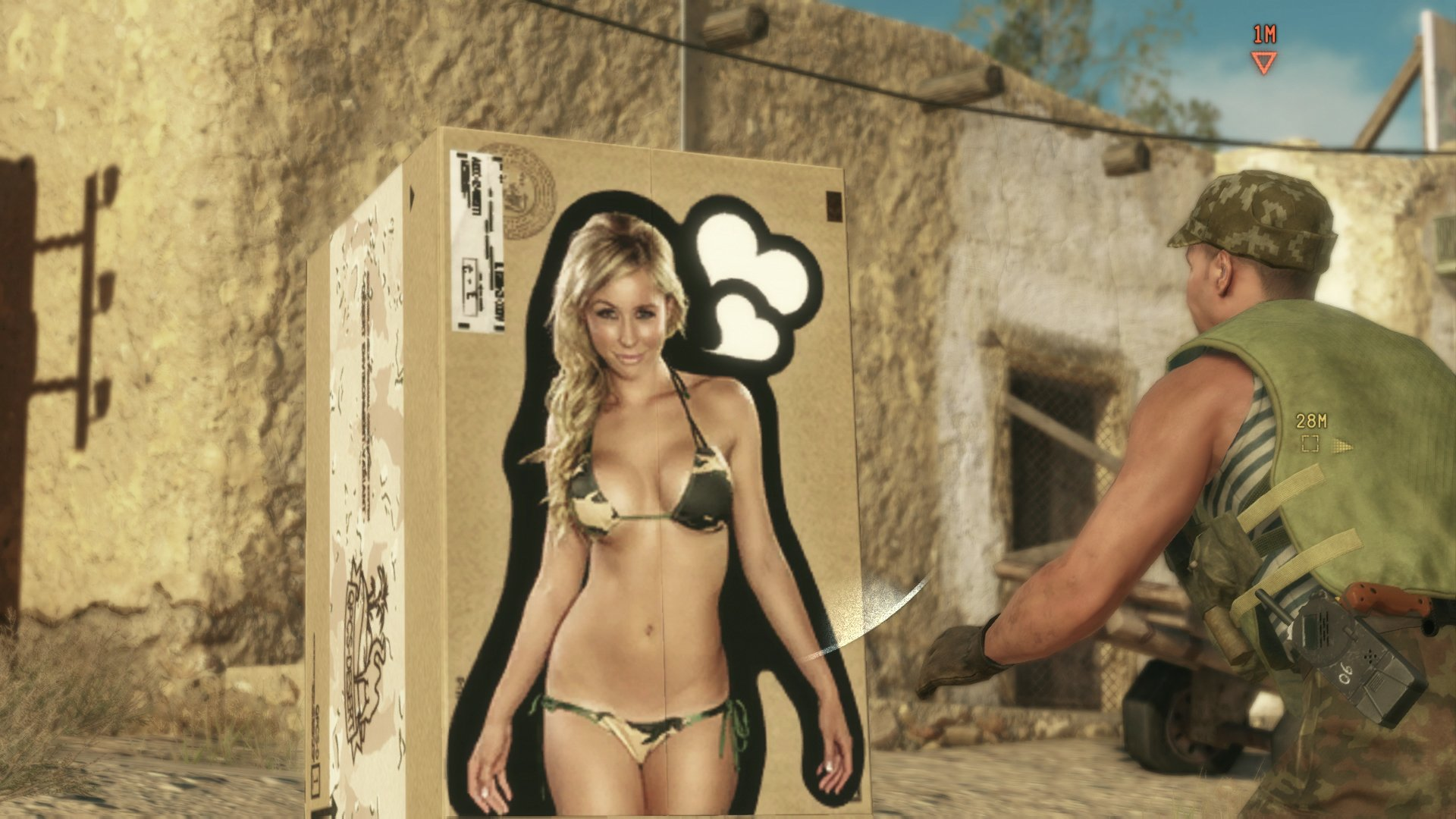 Как я вижу те или иные ситуации в Metal Gear Solid: the Phantom Pain ... часть 1 (а вдруг) - Изображение 5