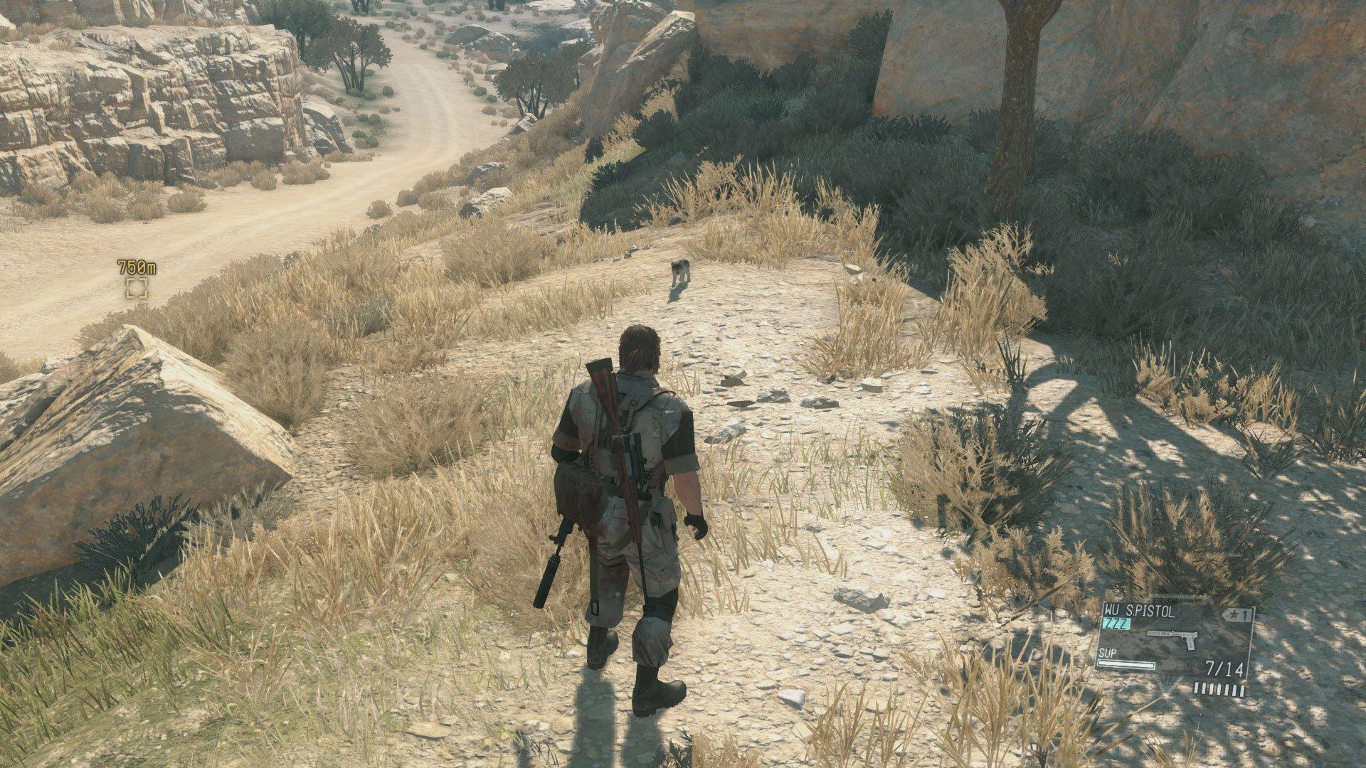 Как я вижу те или иные ситуации в Metal Gear Solid: the Phantom Pain ... часть 1 (а вдруг) - Изображение 6