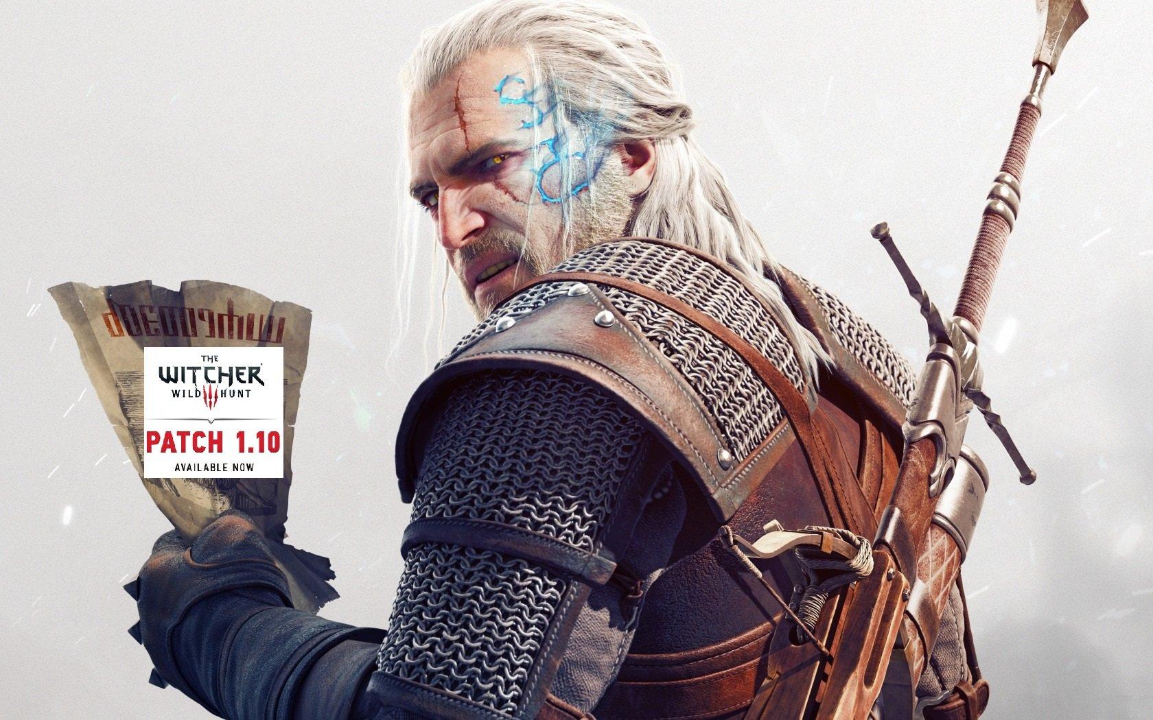 The Witcher 3: Wild Hunt. Список изменений патча 1.10. Часть 1.    Совсем недавно вышел патч 1.10. Патч включает в с ... - Изображение 1