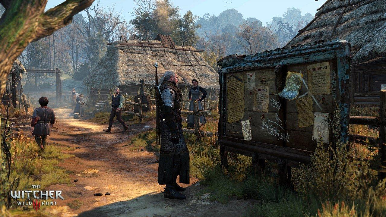 The Witcher 3: Wild Hunt. Список изменений патча 1.10. Часть 1.    Совсем недавно вышел патч 1.10. Патч включает в с ... - Изображение 2