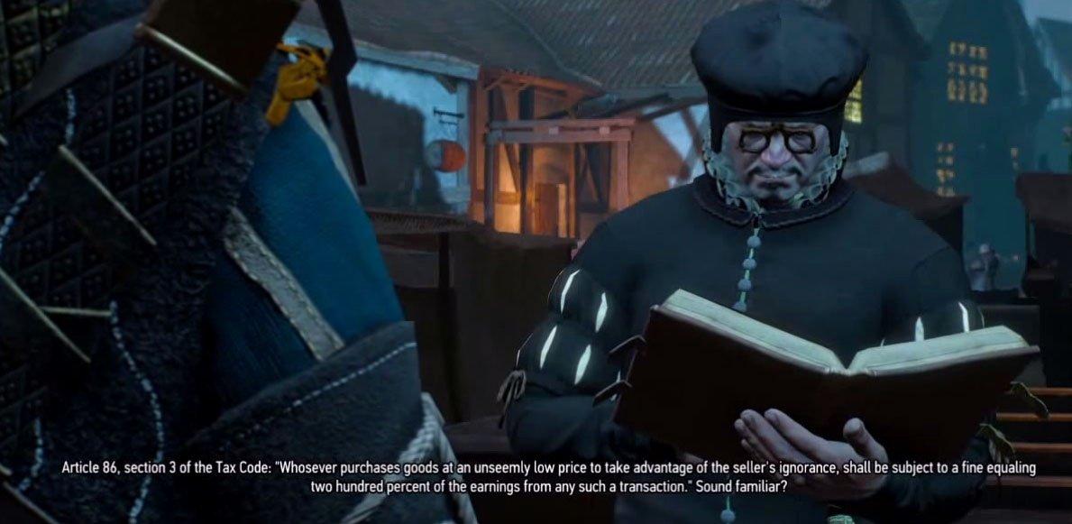 The Witcher 3: Wild Hunt. Сборщик налогов.   В игре Ведьмак 3: Дикая Охота есть некоторое количество эксплойтов (быс ... - Изображение 4