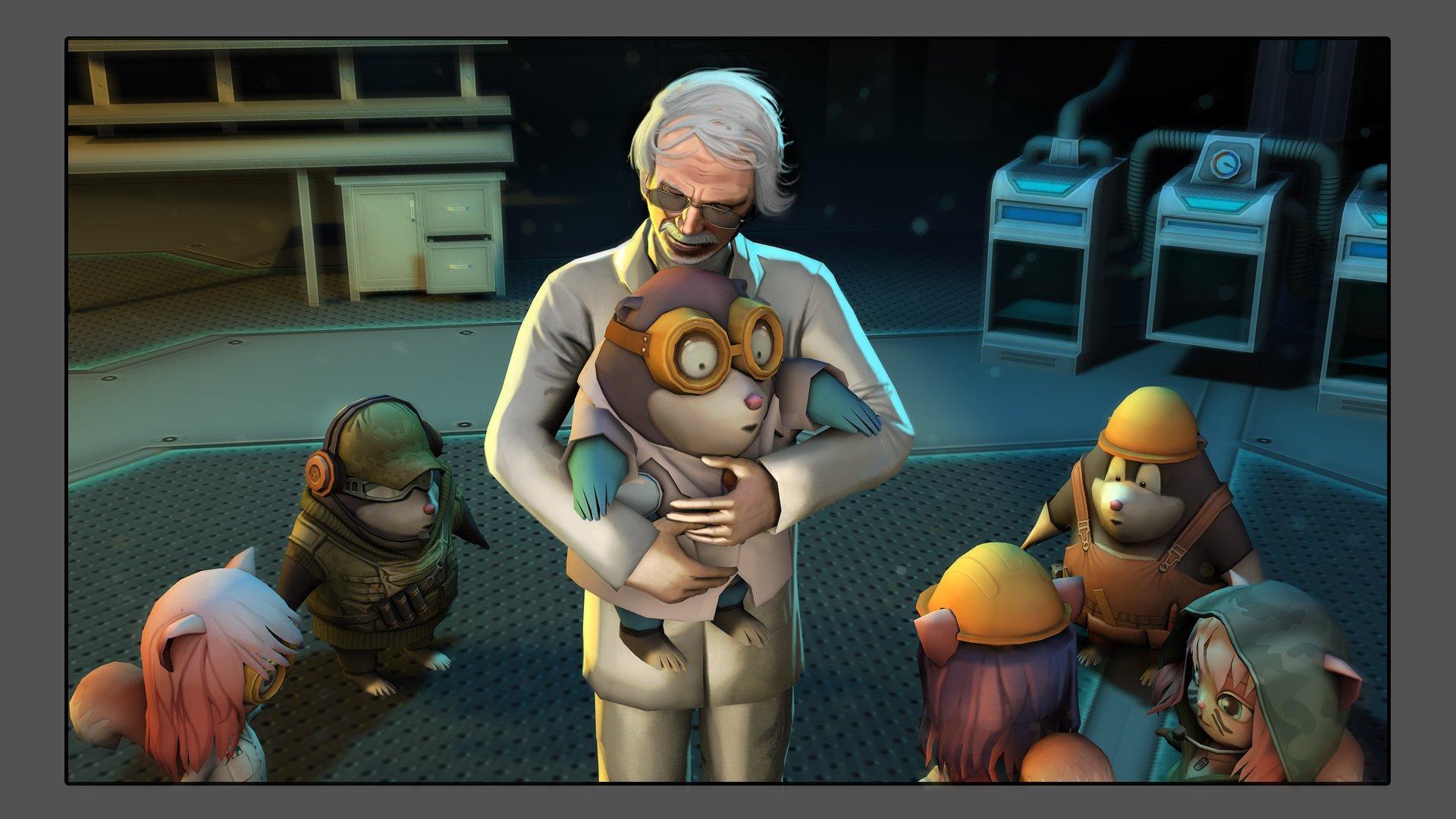 Игра в разработке: Bomberlands - Изображение 2