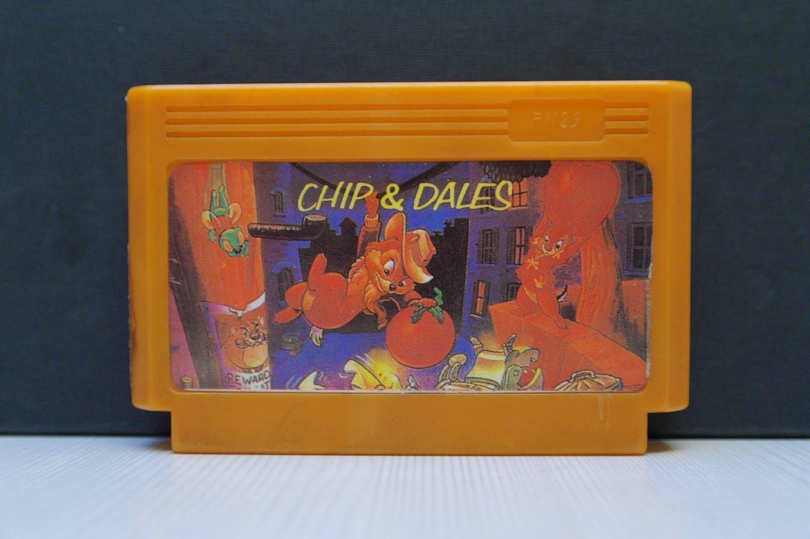 Chip and Dale к вам спешит. Ретро обзор от Evgenii.bad - Изображение 4