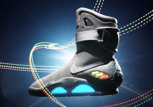 Nike сделала работающие самозашнуровывающиеся ботинки - Изображение 1