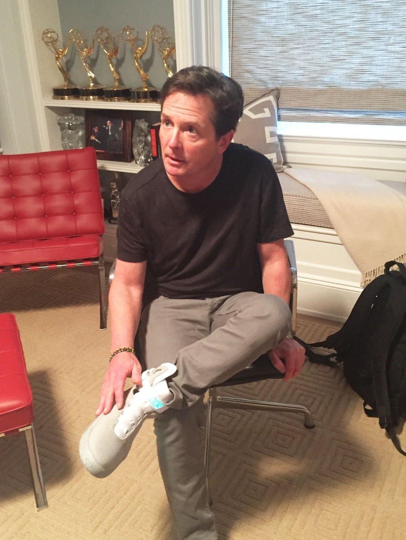 Nike сделала работающие самозашнуровывающиеся ботинки - Изображение 2
