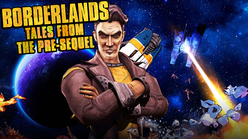 Borderlands: Tales from the Pre-Sequel. - Изображение 1