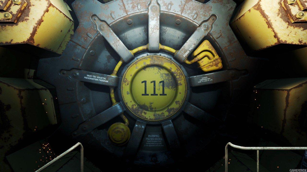 А вот и карта игрового мира Fallout 4. Несколько великовата, вам не кажется? Да она просто огромна!. - Изображение 1
